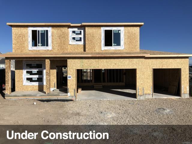 7518 W Sage Grass Ln S, Herriman, UT 84096 (#1567400) :: Big Key Real Estate