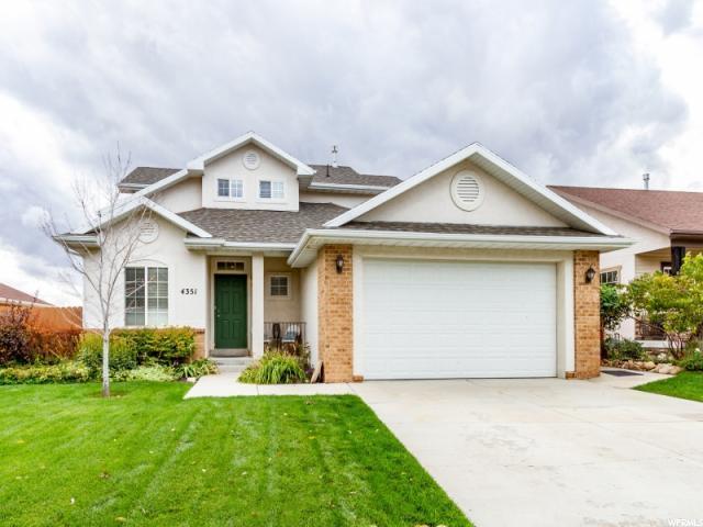 4351 N Pheasant Ridge Trl, Lehi, UT 84043 (#1567401) :: Big Key Real Estate