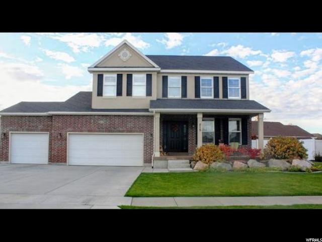 715 W 1900 S, Syracuse, UT 84075 (#1567402) :: Big Key Real Estate