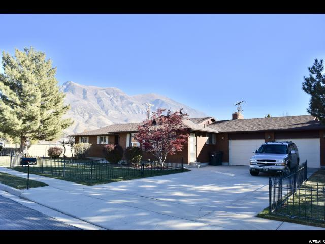4845 W Country Club Dr N, Highland, UT 84003 (#1567407) :: Big Key Real Estate