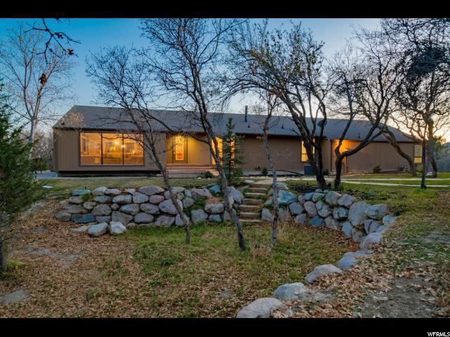 11295 N Tamarack Dr, Highland, UT 84003 (#1567413) :: Big Key Real Estate