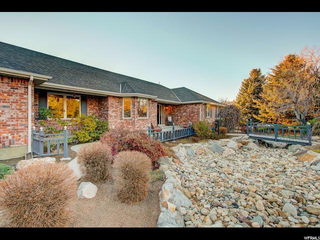 16 Snowstar Ln, Sandy, UT 84092 (#1567414) :: Bustos Real Estate | Keller Williams Utah Realtors