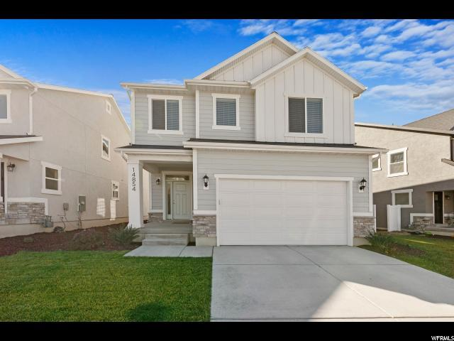 14854 S Rutledge Rd, Bluffdale, UT 84065 (#1567460) :: Colemere Realty Associates