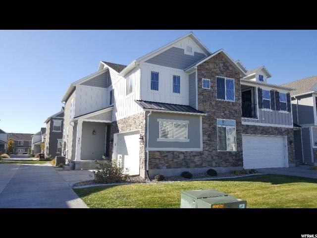 243 E Alhambra Dr, Saratoga Springs, UT 84045 (#1567468) :: Big Key Real Estate
