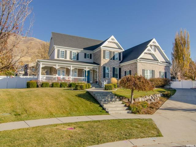 1694 E Apple Orchard Ct S, Draper, UT 84020 (#1567470) :: Colemere Realty Associates