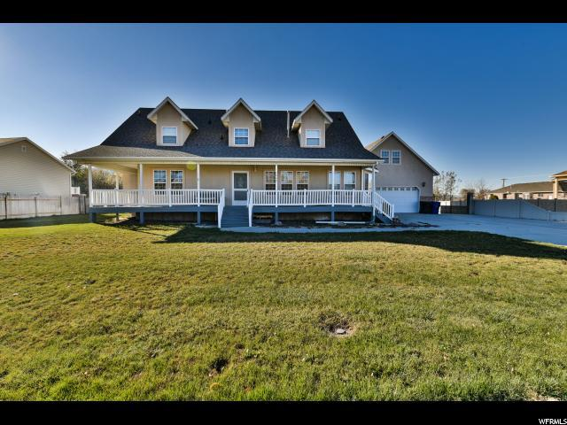 2866 S Truscott Ct W, Magna, UT 84044 (#1567489) :: The Utah Homes Team with iPro Realty Network
