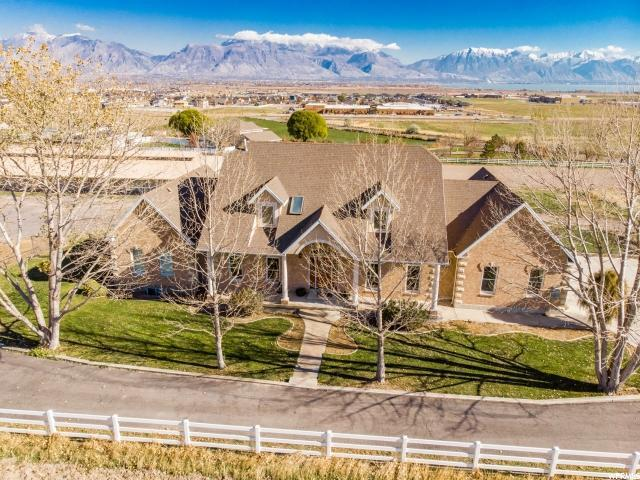 11735 W Fairfield Rd, Saratoga Springs, UT 84045 (#1567517) :: Big Key Real Estate