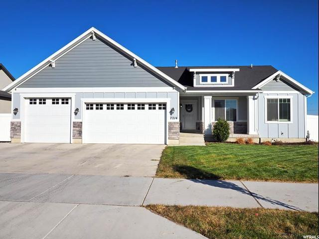 7214 W Sun Ray S, West Valley City, UT 84081 (#1567524) :: Action Team Realty