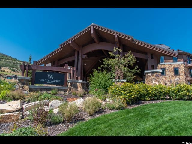 2100 Frostwood Blvd #5163, Park City, UT 84098 (#1567529) :: Colemere Realty Associates