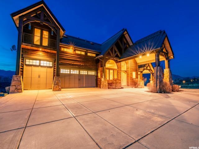 6438 E Summit Cv, Huntsville, UT 84317 (#1567546) :: Bustos Real Estate | Keller Williams Utah Realtors