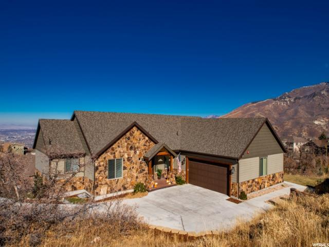 1951 E Deep Woods Dr, Draper, UT 84020 (#1567578) :: Big Key Real Estate