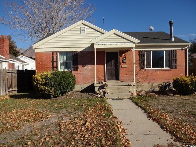 776 N 380 W, Provo, UT 84601 (#1567585) :: Big Key Real Estate