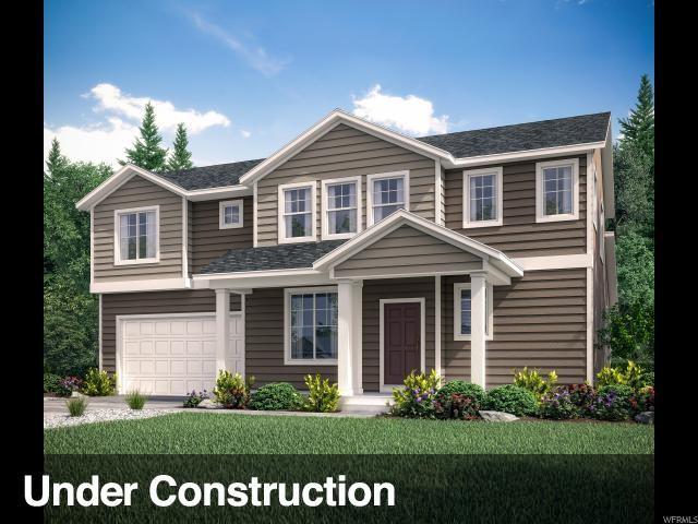 2893 S Yellow Bill Dr #102, Saratoga Springs, UT 84045 (#1567591) :: Big Key Real Estate