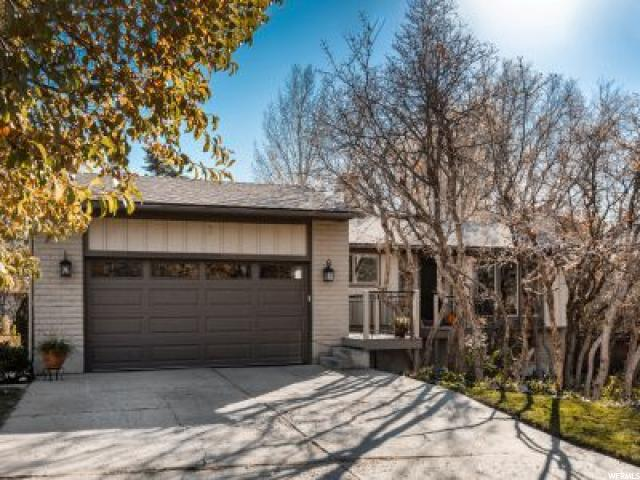 2486 E Newport Cir, Cottonwood Heights, UT 84121 (#1567597) :: Colemere Realty Associates