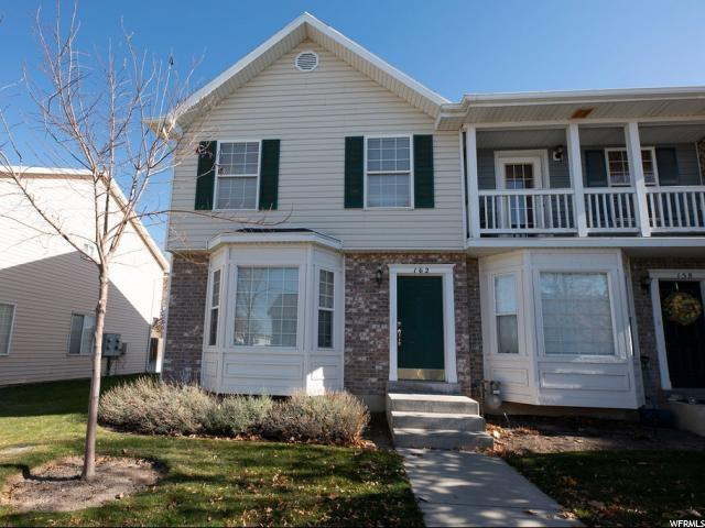 162 N 1120 E, Spanish Fork, UT 84660 (#1567601) :: Red Sign Team