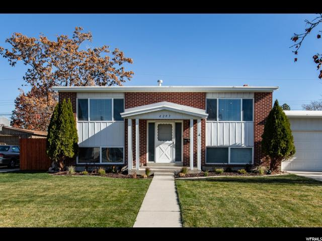 4203 S Morris St, Taylorsville, UT 84129 (#1567614) :: The Utah Homes Team with iPro Realty Network