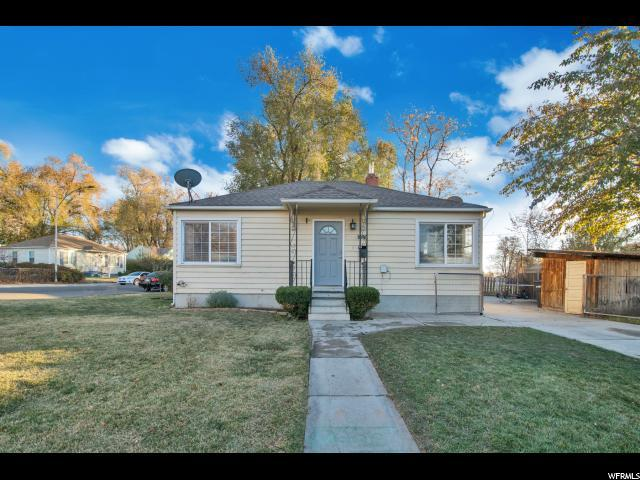 1090 E 460 S, Provo, UT 84606 (#1567616) :: Big Key Real Estate