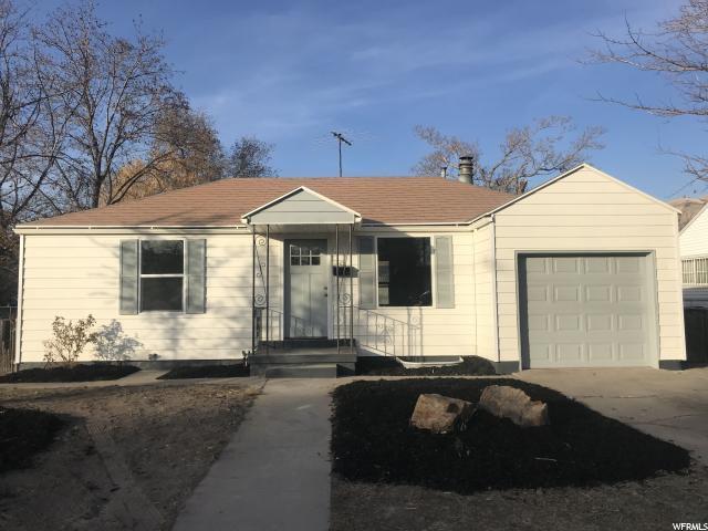 854 W 600 N, Salt Lake City, UT 84116 (#1567632) :: Colemere Realty Associates