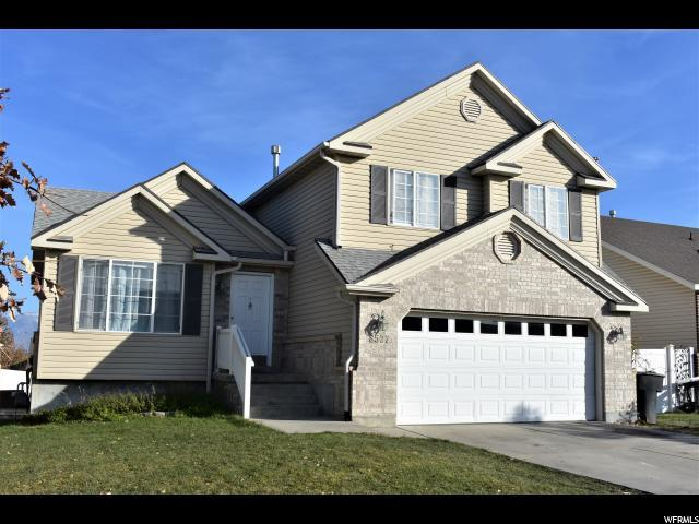 8527 S 6465 W, West Jordan, UT 84081 (#1567669) :: Keller Williams Legacy