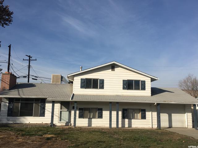 3840 S Hallmark Dr, West Valley City, UT 84119 (#1567675) :: Keller Williams Legacy