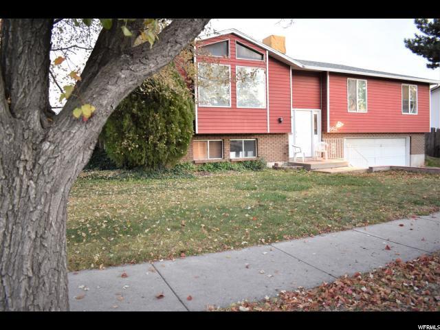 862 N Sir Michael Dr., Salt Lake City, UT 84116 (#1567682) :: Big Key Real Estate