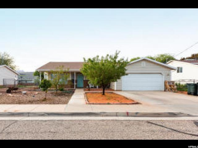 335 W 200 N, La Verkin, UT 84745 (#1567689) :: Action Team Realty