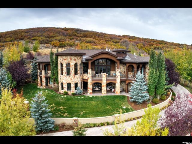 7633 Purple Sage, Park City, UT 84098 (#1567711) :: Red Sign Team
