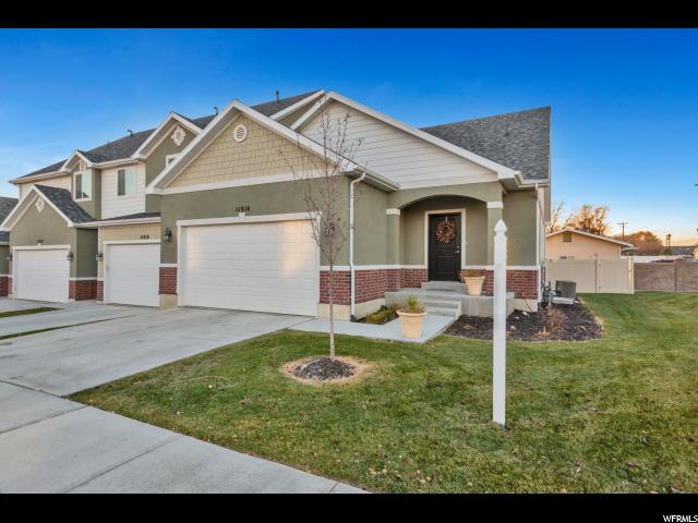 11814 S Cedar Valley Dr #19, Riverton, UT 84065 (#1567743) :: Colemere Realty Associates