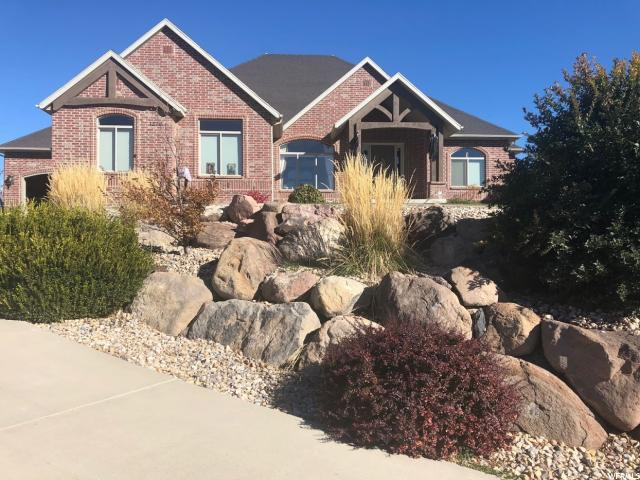 12717 S Webb Rd, Draper, UT 84020 (#1567749) :: Big Key Real Estate