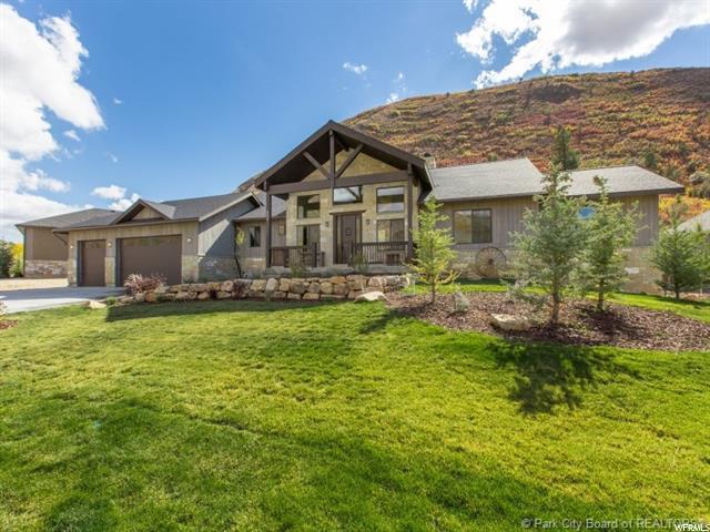 892 E 350 S, Kamas, UT 84036 (MLS #1567751) :: High Country Properties