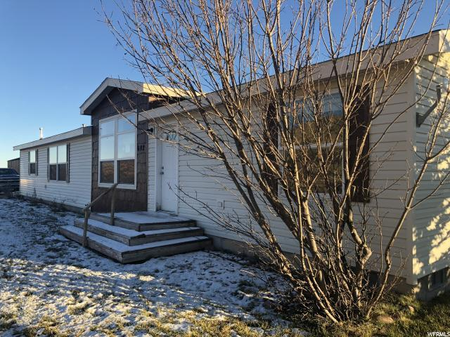 692 E State Line Rd, Manila, UT 84046 (#1567753) :: The One Group