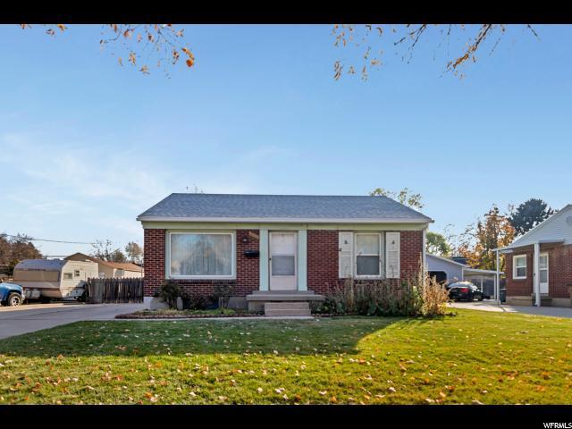 965 W Pinnocchio Dr N, Salt Lake City, UT 84116 (#1567780) :: Colemere Realty Associates