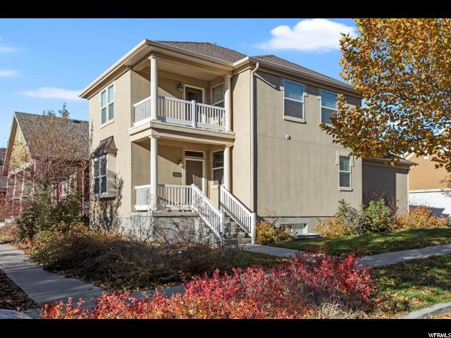 11564 S Oakmond Rd W, South Jordan, UT 84095 (#1567784) :: Colemere Realty Associates