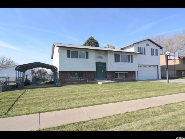 744 N 775 W, Clearfield, UT 84015 (#1567805) :: Action Team Realty