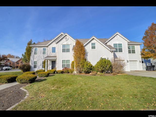 282 W 4100 N, Provo, UT 84604 (#1567836) :: Big Key Real Estate