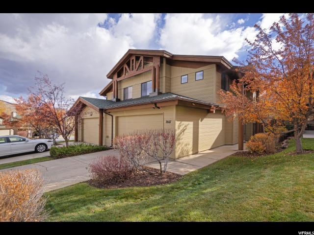 2667 Cottage Loop, Park City, UT 84098 (MLS #1567841) :: High Country Properties
