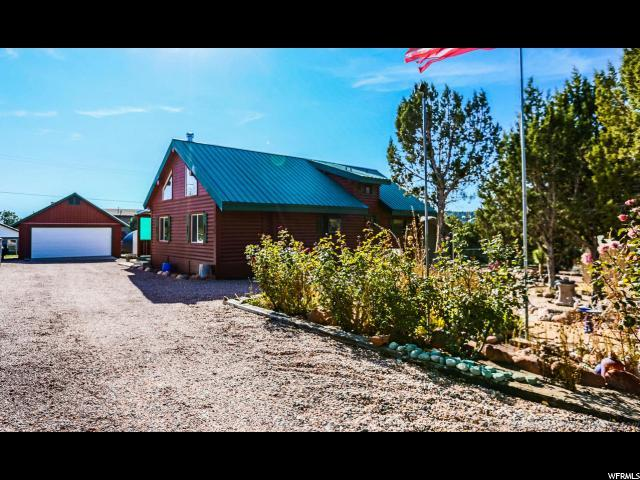 168 E Sumac Dr, Central, UT 84722 (#1567845) :: The One Group
