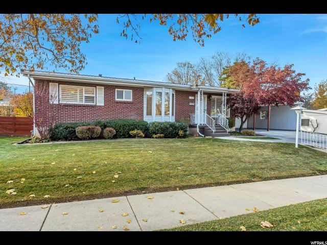 64 E 1300 S, Bountiful, UT 84010 (#1567867) :: Action Team Realty