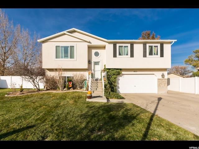 4872 W Lookout Peak Cir, Riverton, UT 84096 (#1567892) :: Colemere Realty Associates