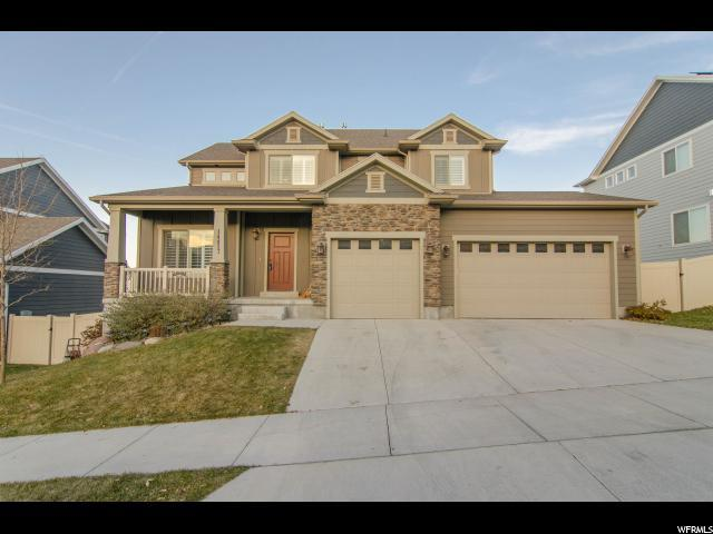 14437 S Attleboro Dr, Herriman, UT 84096 (#1567893) :: The Fields Team