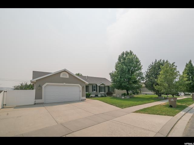 883 W Stephens View Way, Draper, UT 84020 (#1567919) :: Big Key Real Estate