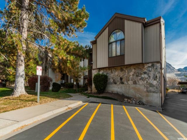 1175 Canyon Rd #78, Ogden, UT 84404 (#1567930) :: Exit Realty Success