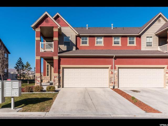 142 Carbonell Way E #271, Saratoga Springs, UT 84045 (#1567945) :: Big Key Real Estate