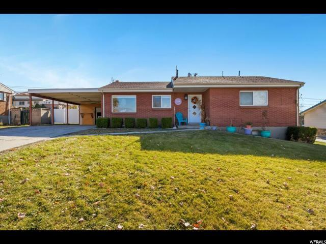 763 W 3400 S, Bountiful, UT 84010 (#1567959) :: Exit Realty Success