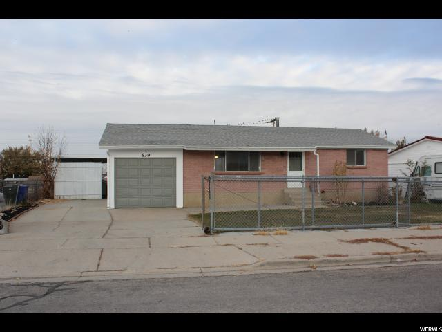 639 E Wasatch Ave N, Tooele, UT 84074 (#1567977) :: Action Team Realty