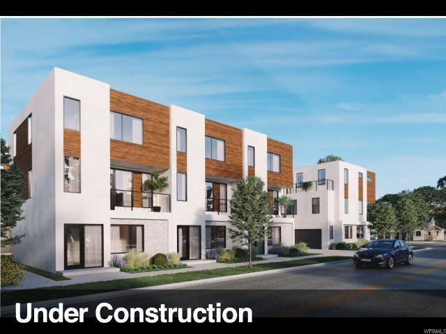 1710 S West Temple St W #7, Salt Lake City, UT 84101 (#1567988) :: Colemere Realty Associates