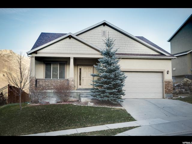 14971 S Winged Bluff Ln, Draper, UT 84020 (#1567989) :: Colemere Realty Associates