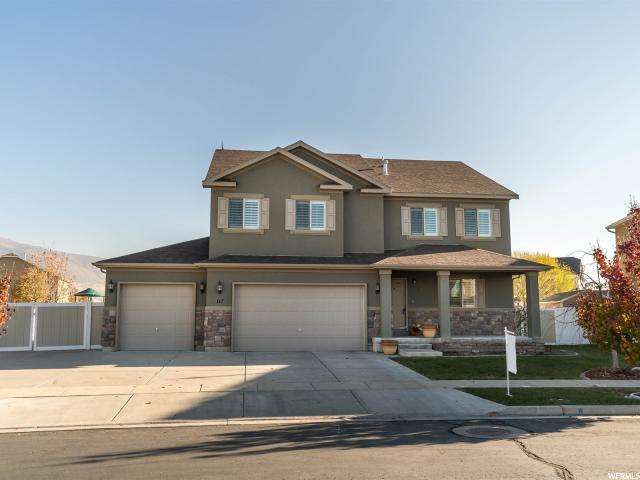 117 S Belmont Dr, Farmington, UT 84025 (#1568010) :: Action Team Realty