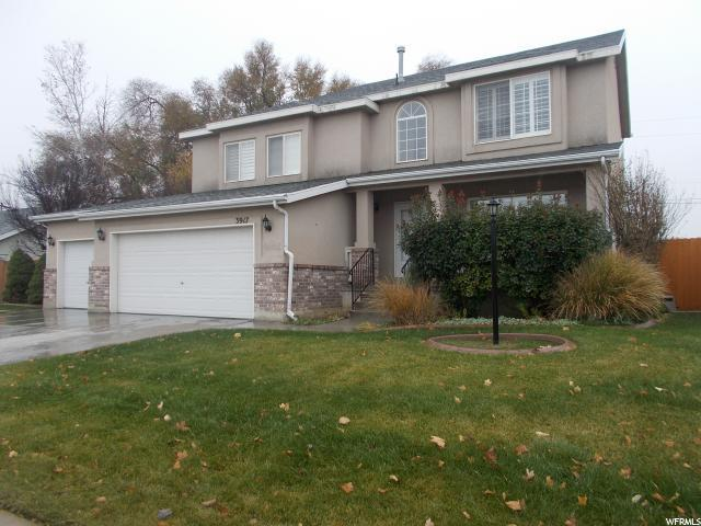 3917 W Beth Park Dr, West Valley City, UT 84120 (#1568016) :: Colemere Realty Associates