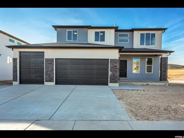 7207 N Slick Rock Way, Eagle Mountain, UT 84005 (#1568018) :: Colemere Realty Associates